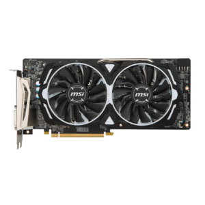 MSI Radeon RX580 Armor 8GB OC Graphic Card