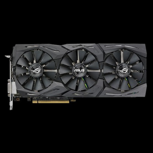 Asus Nvidia Geforce GTX 1080TI Rog STRIX 11GB GDDR5 Graphic Card (ROG-STRIX-GTX1080TI-O11G-GAMING)