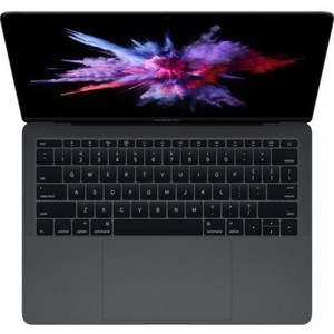 Apple Macbook Pro MPXQ2 - 7th Gen Ci5 08GB 128GB SSD 13.3Retina Display Mac OSx Sierra (Space Gray - Mid 2017)