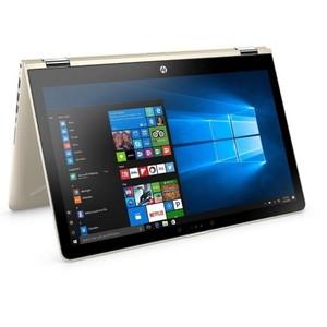 HP Pavilion x360 15 BR082od - 7th Gen Ci5 08GB 1TB 15.6 HD 720p x360 Convertible Touchscreen B&O Speakers Win10 (Golden  Certified Refurbished)