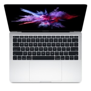 Apple Macbook Pro MPXU2 - CI5 7th Gen 08GB 256GB SSD 13.3 Mac OSx Sierra (Silver - Mid 2017)
