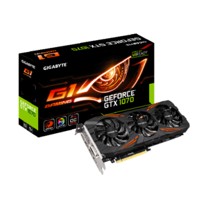 Gigabyte Nvidia GTX 1070 G1 Gaming 8GB GDDR5 Graphic Card