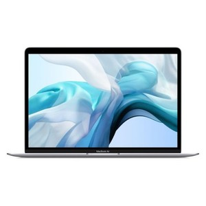 Apple MacBook Air MREA2 - 8th Gen Ci5 DualCore 08GB 128GB SSD 13.3 IPS Retina Display Backlit KB Touch-ID & Force Touch Trackpad (Silver  2018)