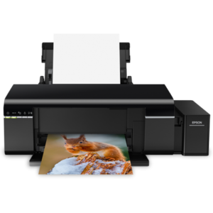 Epson L805 Ink Jet Photo Printer (Epson Card Warranty)