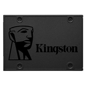 "Kingston A400 SSD 480GB SATA 3 2.5"" Solid State Drive"