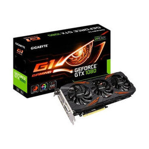 Gigabyte GeForce® GTX 1080 G1 Gaming 8G (GV-N1080G1 GAMING-8GD)