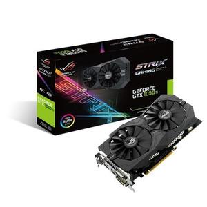 ASUS ROG Strix GeForce GTX 1050 Ti OC 4GB GDDR5 (STRIX-GTX1050TI-O4G-GAMING)