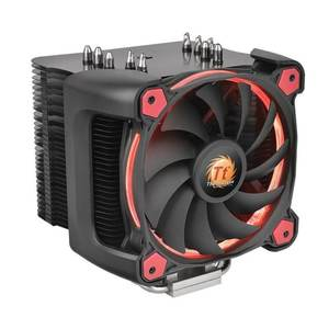 Thermaltake Riing Silent 12 Pro Red Multi-Socket CPU Cooler (CL-P021-CA12RE-A)
