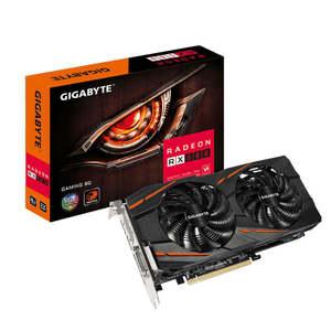 GIGABYTE Radeon RX 580 DirectX 12 (GV-RX580GAMING-8GD) 8GB 256-Bit GDDR5