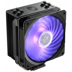 Cooler Master Hyper 212 120mm RGB CPU Air Cooler – Black