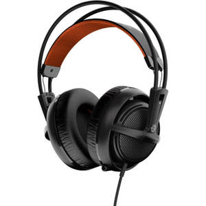 SteelSeries Siberia 200 Gaming Headset – Black
