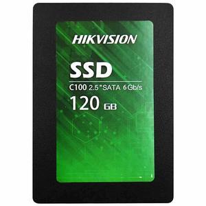 Hikvision 120GB Internal 2.5″ SATA III 6 Gb/s SSD