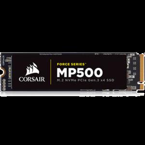 """Corsair Force Seriesâ""""¢ MP500 120GB M.2 SSD (CSSD-F120GBMP500)"""