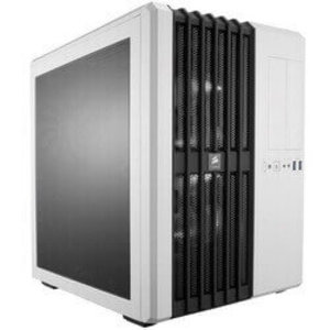 Corsair Carbide Series® Air 540 Arctic White High Airflow ATX Cube Case (CC-9011048-WW)