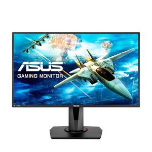 "ASUS VG278Q 27"" Full HD 1080p 144Hz 1ms Eye Care G-SYNC Compatible Gaming Monitor"