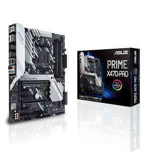 ASUS Prime X470-Pro (AMD Ryzen AM4) ATX Motherboard