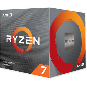 AMD RYZEN 7 3700X 3.6 GHz (4.4 GHz Max Boost) Eight-Core AM4 Processor with Wraith Prism Cooler