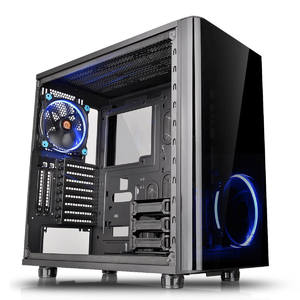 Thermaltake View 31 Mid Tower Case – Tempered Glass Edition
