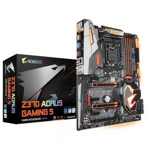Gigabyte AORUS Z370 Gaming 5 LGA 1151-2 ATX Motherboard