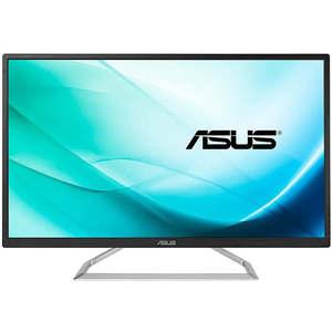 ASUS VA326H Curved 31.5″ Full HD 1080P 144Hz HDMI VGA DVI Eye Care Monitor 31.5-Inch Screen LED-lit Monitor