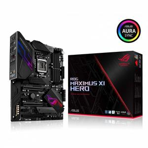 ASUS Republic of Gamers Maximus XI Hero LGA 1151 ATX Motherboard