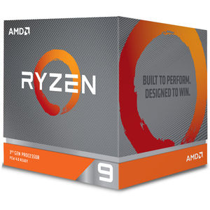 AMD RYZEN 9 3900X 12-Core 3.8 GHz (4.6 GHz Max Boost) Socket AM4 Desktop Processor