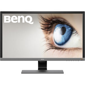 BenQ EL2870U 28 inch 4K HDR Gaming Monitor  1ms 3840×2160  Free-Sync with Eye-care Technology