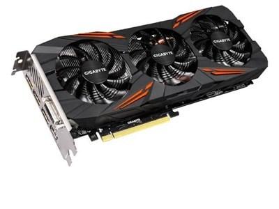 GIGABYTE GeForce   GTX 1070  GV-N1070G1 GAMING-8GD   8GB 256-Bit GDDR5   Graphic Card