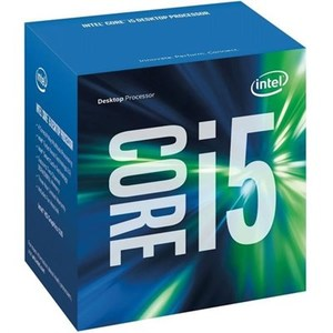 Intel Core i5-7400 Kaby Lake Processor (6M Cache  up to 3.50 GHz)