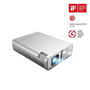 ASUS ZenBeam E1 150 Lumens WVGA HDMI/MHL 6000mAh Pocket LED Projector