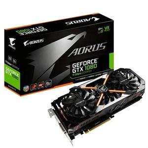 Gigabyte | AORUS GeForce |GTX 1080 8G 11Gbps | (rev. 1.0) | GV-N1080AORUS-8GD