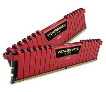 Corsair Vengeance LPX 8GB (1x8GB) DDR4 DRAM 2400MHz
