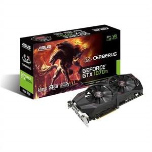 ASUS CERBERUS-GTX1070TI-A8G-GAMING GDDR5 8GB 256-bit NVIDIA GeForce GTX 1070 TI