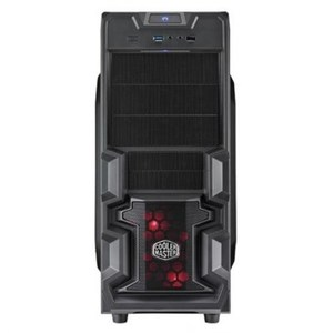 Cooler Master K380 Mid Tower PC Case (RC-K380-KWN1)