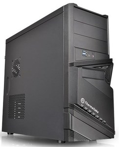 Thermaltake V3 Plus Chassis with 350W Power Supply