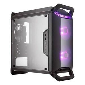 Cooler Master MasterBox Q300P Mini ATX Case w/2 RGB Fans
