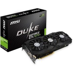 MSI GTX 1070TI 8GB DUKE EDITION