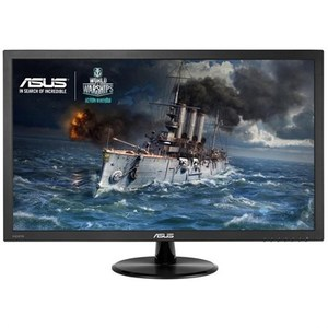 ASUS VP278H eSports Gaming LED Monitor - 27  FHD  1ms  Low Blue Light  Flicker Free