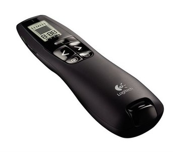Logitech Wireless Presenter R400 - 910-001361