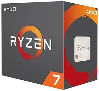 AMD RYZEN 7 1800X Socket AM4 95W Desktop Processor