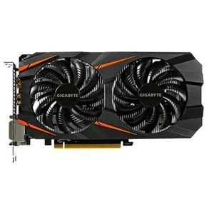 GIGABYTE GeForce GTX 1060 Windforce OC GV-N1060WF2OC-6GD Video Card