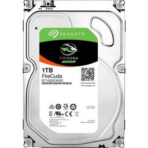 Seagate FireCuda ST1000DX002 1TB 7200 RPM 64MB Cache SATA 6.0Gb/s 3.5 Gaming SSHD Hybrid Hard Drive