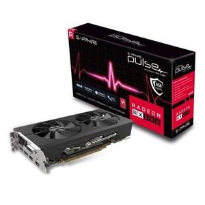 SAPPHIRE PULSE Amd Radeon RX 580 8GD5