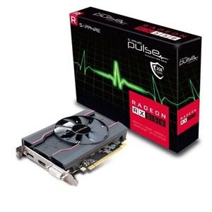 SAPPHIRE Radeon | RX 550 2GB | PULSE Edition | 128-Bits GDDR5  | Graphic Card
