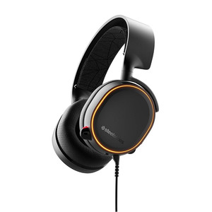 SteelSeries Arctis 5 - 7.1 Surround RGB Gaming Headset - 2019 Edition
