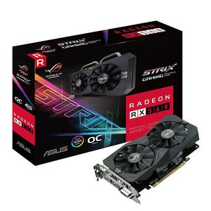 ASUS ROG Strix Radeon RX 560 O4GB Gaming Graphics Card