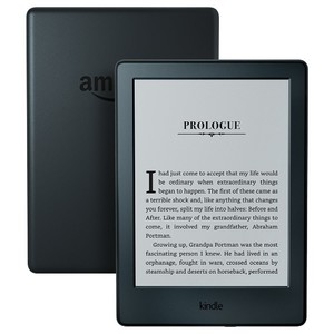 Amazon Kindle E-Reader  6 Glare-Free Touchscreen Display  Wi-Fi