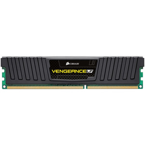 Corsair Vengeance Low Profile - 4GB DDR3 Memory Kit - CML4GX3M1A1600C9