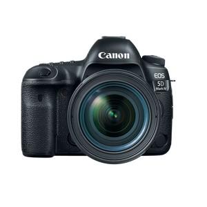 Canon EOS 5D Mark IV EF 24-70mm f/4L IS USM Lens Kit