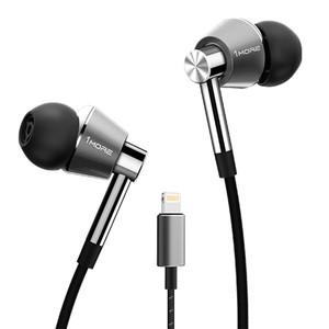 1MORE Triple Driver Lightning In-Ear Headphones
